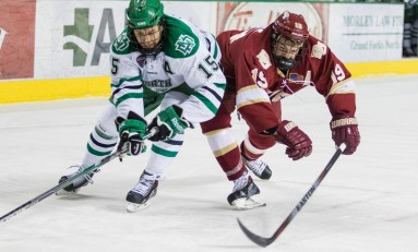 UND Looks to Slow down Speedy Huskies