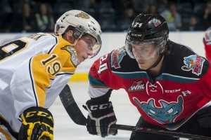 Nolan Patrick could be the first overall pick in 2017. (Marissa Baecker/www.shootthebreeze.ca)