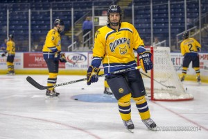 (Quinnipac defenseman Connor Clifton- Quinnipiac Athletics)