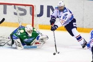 Stars draft Denis Guryanov