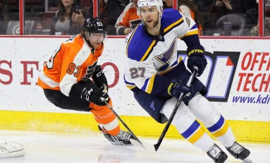 NHL Rumors: Pietrangelo, Coyle, Simmonds, More
