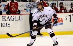 (Colgate forward Kyle Baun- Colgate Athletic Communications)