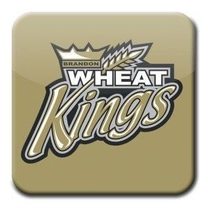 Brandon Wheat Kings square logo
