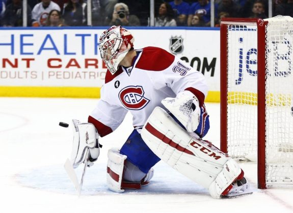Carey Price, Montreal Canadiens Rebuild