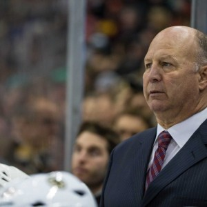 Julien is on the hot seat to begin the 2015-16 season. (Brace Hemmelgarn-USA TODAY Sports)