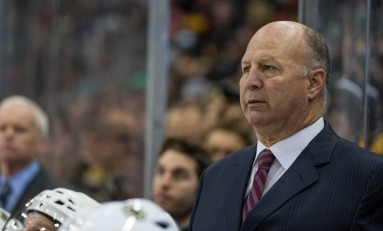 The Seat Is Red Hot For Bruins' Coach Claude Julien