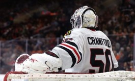 New Jersey Devils Sign Corey Crawford to 2-Year Deal