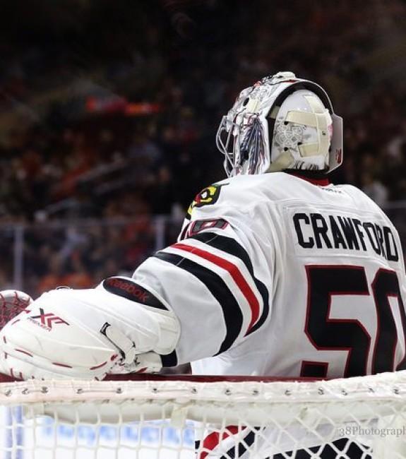 Corey Crawford