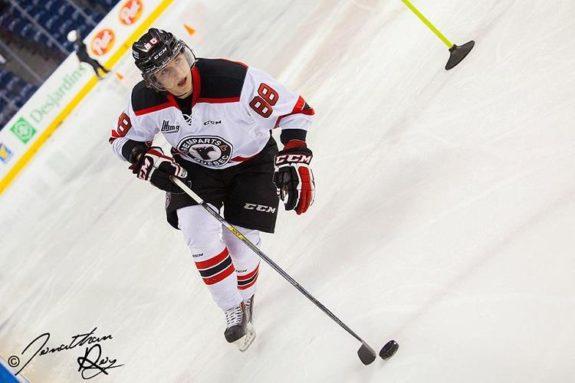 Dmytro Timashov [photo: Jonathan Roy/Les Remparts de Québec]
