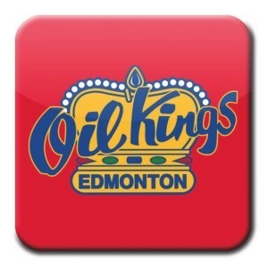 Edmonton Oil Kings square logo