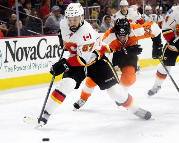 Emile Poirier Calgary Flames