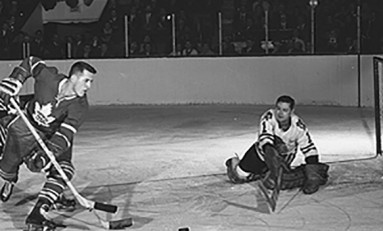 50 Years Ago in Hockey:  Harris Reports to Amerks