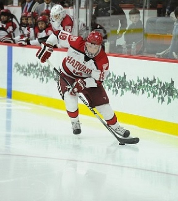 (Photo by Gil Talbot) Nashville Predators prospect Jimmy Vesey could be making his NHL debut in the coming weeks, or he could hold out and become a free agent this summer.