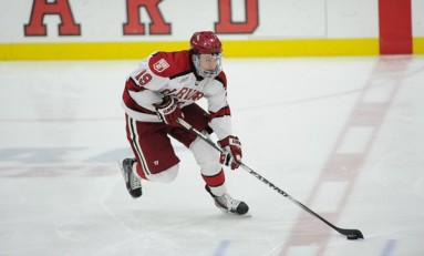 Predators Pick Jimmy Vesey A Finalist For The Hobey Baker