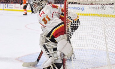 Flames Crowded Crease Will Soon Be Empty