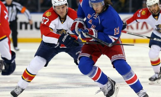 Rangers' Kevin Hayes: Long-Term or Stopgap Solution