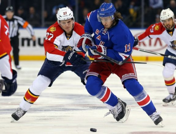 Kevin Hayes New York Rangers