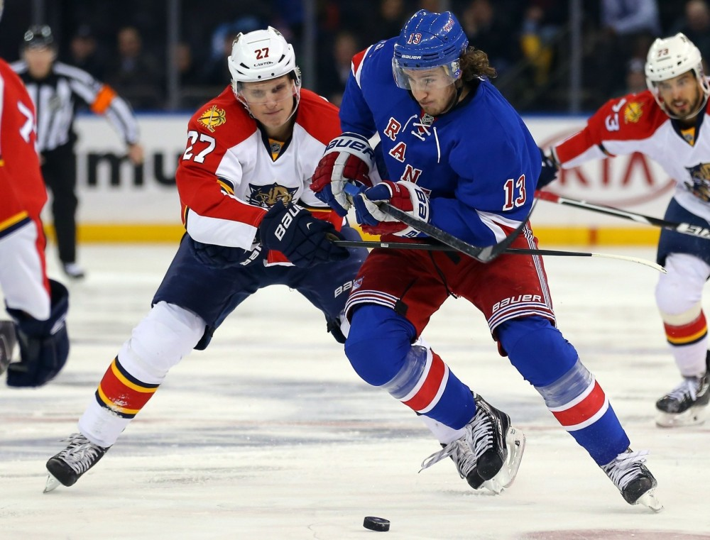 New York Rangers' Kevin Hayes: Long-Term or Stopgap Solution