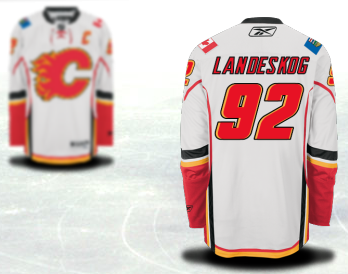 Landeskog Flames