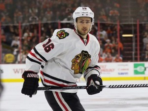 Marcus Kruger (Amy Irvin / The Hockey Writers)