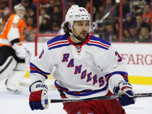 Dmytro Timashov has a very similar style of play and skillset as Mats Zuccarello of the New York Rangers. [photo: Amy Irvin]