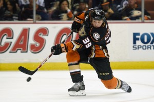 Beleskey could be a target for Boston...at the right price. (Kelvin Kuo-USA TODAY Sports)