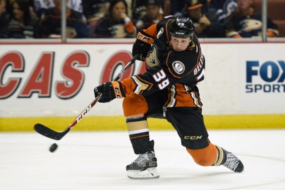 Matt Beleskey Ducks