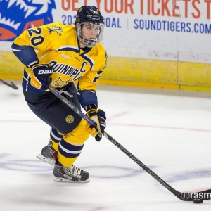 Matthew Peca (Quinnipiac Athletics)