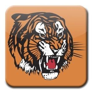 Medicine Hat Tigers square logo