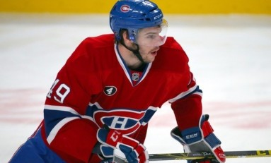 Bournival Bounce Back Will Button Up Habs Bottom Six