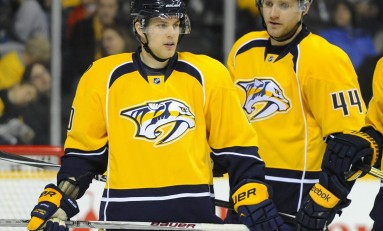 Preds End of the Year Report Card: Mike Santorelli