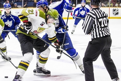 Nick Paul looks to be a late-round steal (Justin Sweet/North Bay Battalion)