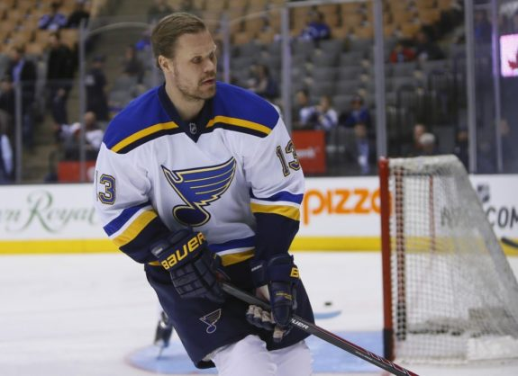 Olli Jokinen, St. Louis Blues
