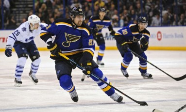 Will The Real Patrik Berglund Please Stand Up?