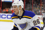 Paul Stastny was signed by the Blues on July 1, 2014. (Amy Irvin / The Hockey Writers)