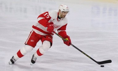 Team Russia's Pavel Datsyuk Will Not Play Against Team Finland