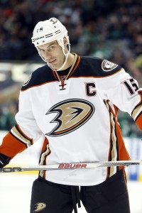 Anaheim Ducks captain Ryan Getzlaf (Tim Heitman-USA TODAY Sports)