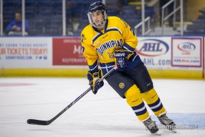 (Quinnipiac forward Sam Anas- Quinnipiac Athletics)