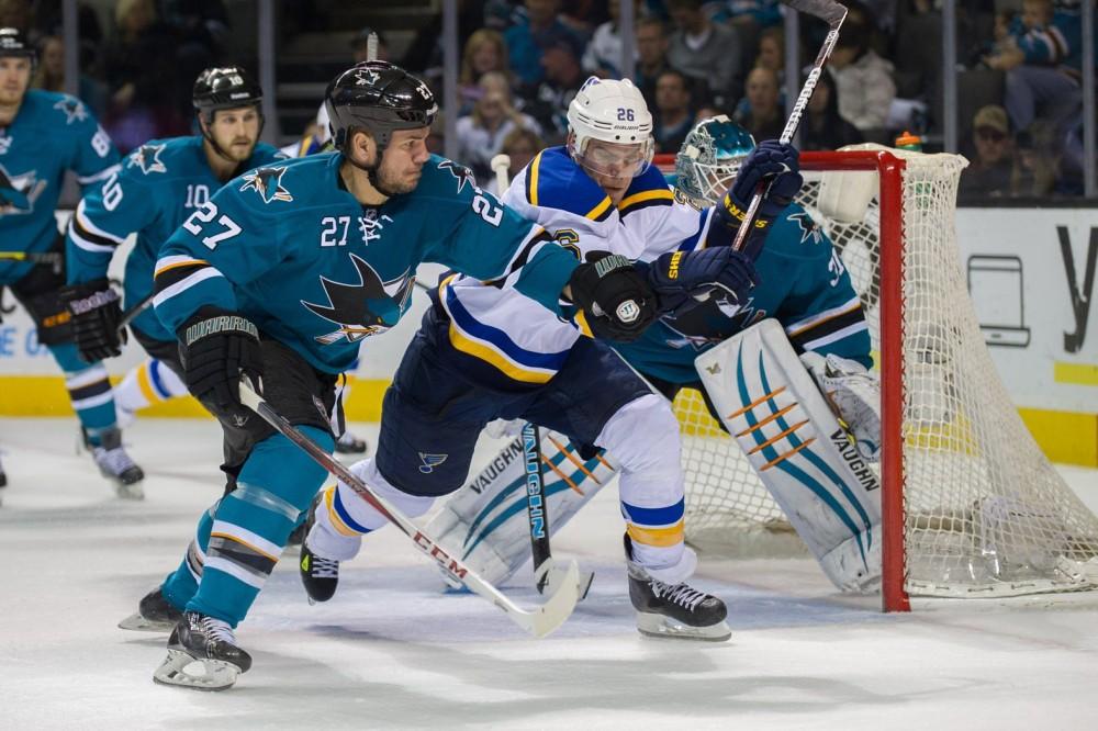 Scott Hannan, San Jose Sharks
