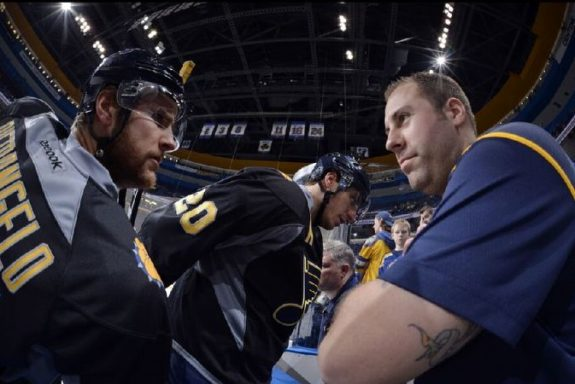 O'Neil and Alex Pietrangelo chat about the upcoming contest and what to expect from the Jets.