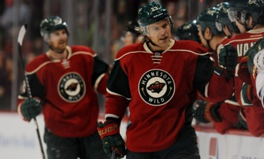 Playing Sean Bergenheim a Bold Move For Mike Yeo