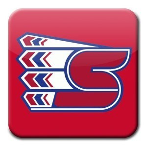 Spokane Chiefs square logo