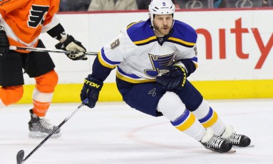 Steve Ott Signs with Detroit Red Wings