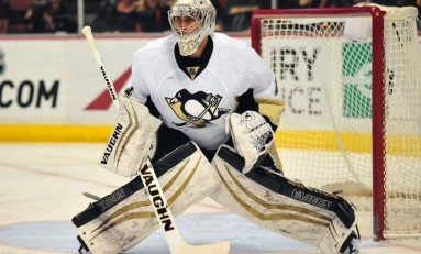 The Greiss Is Wrong, Pitt! Penguins Backup Plan Struggling