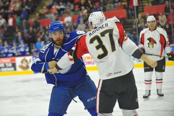 Luke Witkowski (Scott Thomas/Syracuse Crunch)