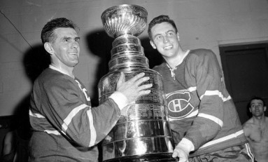 50 Years Ago in Hockey - Habs Retreat, But Only For Rest