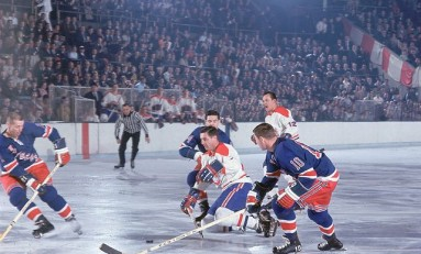 50 Years Ago in Hockey - Call-up Paces Habs