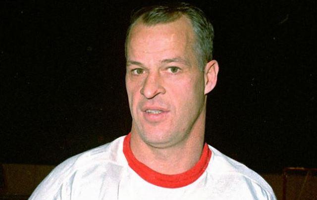 Gordie Howe, Detroit Red Wings