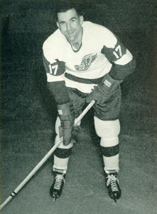 Allan Johnson fired three goals for Canada.