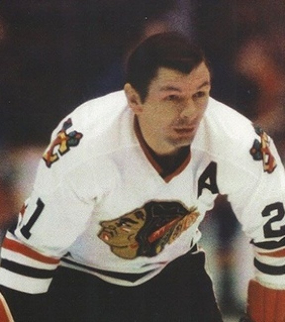 Stan Mikita, Chicago Blackhawks